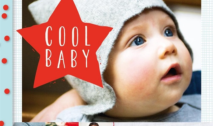 Cool baby-banner